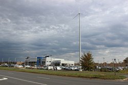 Honda of Chantilly Wind Turbine