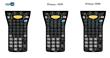 CipherLab Enhances the New Keypad Design for Terminal Emulation...