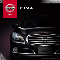 NISSAN CIMA Brochure by Nissan Motor Co., Ltd