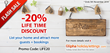 AlphaHolidayLettings.com Announces Flash Sale Offering 20% Lifetime...