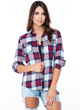 Channel Your Inner Flannel Shirt