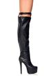 Wow Factor Thigh High Boots
