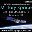 Introducing the 10th annual Military Space conference taking place in...