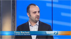 Tony Rached - #1 Car Appraiser