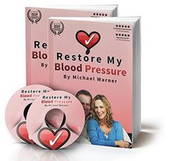 Restore my blood pressure