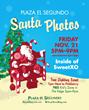 Santa in Candyland at SweetXO