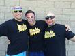 Sun-Stache Founders Eric Liberman, Dan Gershon, and David Levich