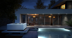 STIL - a new concept in portable spa design.