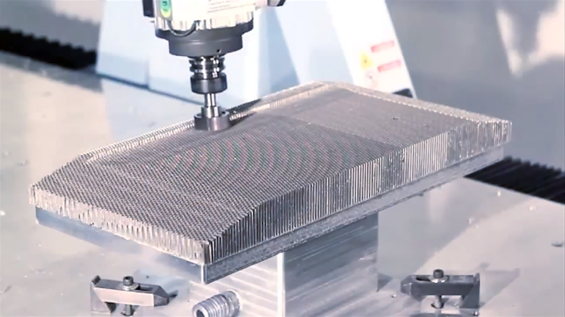 dms cnc routers responds to composite and advanced