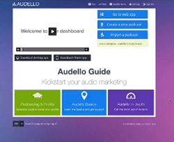 Audello Software by Josh Bartlett
