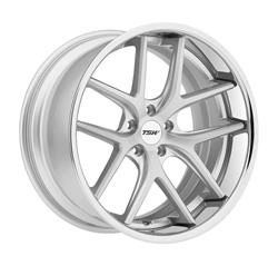 TSW Alloy Wheels - the Portier in Silver