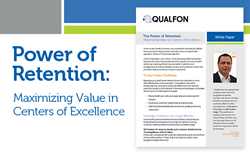 white paper reveals the impact of high employee attrition in the contact center and helps companies overcome it