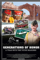 Documentary Film, Generations of Honor: A Year with the Young Marines