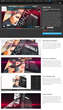 Today Pixel Film Studios announced the release of the Fractal template...