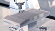 DMS 5 Axis CNC Router machining honeycomb composite