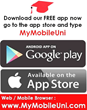 MyMobileUni Apps