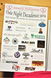Donor list from the 2014 WHIF fundraiser