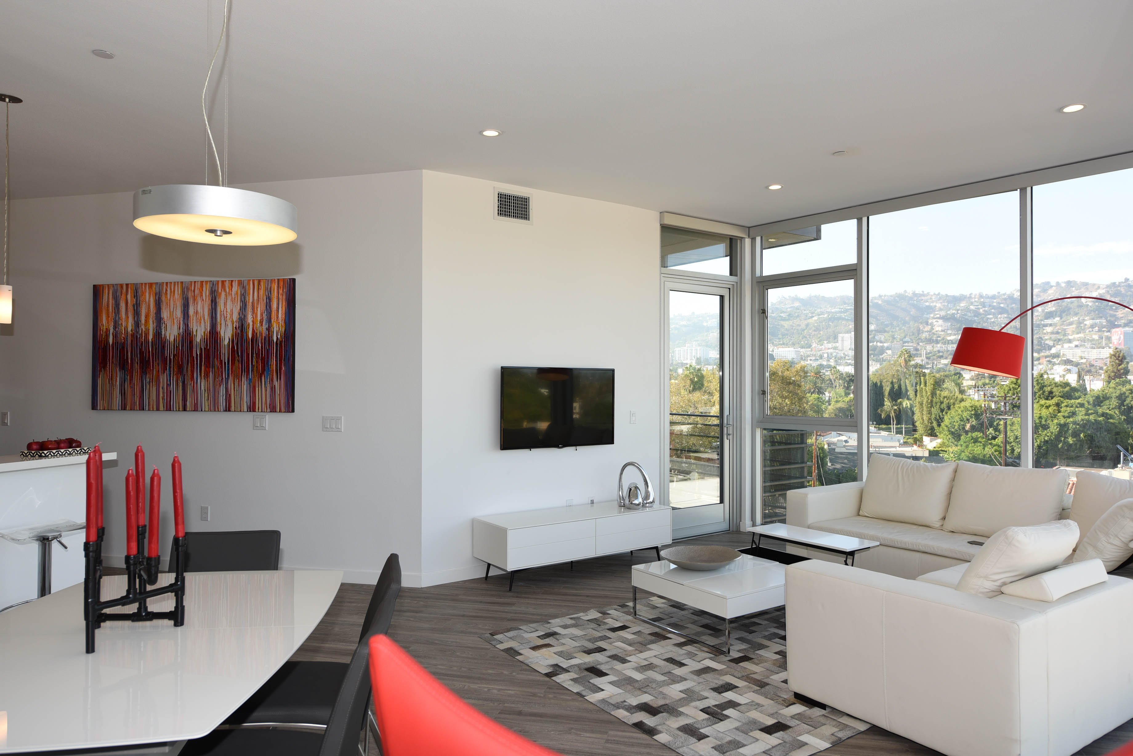 NMS Properties Los Angeles Apartments Are Now Offering Furnished And Short T