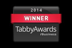 StudioGenie wins Best iPad App for Sales Tabby Awards /Business 2014