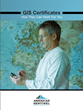 GIS, geospatial, geographic information systems, GIS certificate, GIS program