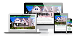 PLD Construction & Remodeling Website