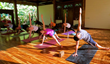 Yoga class in Costa Rica - Vajra Sol Retreat