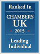 Chambers 2015 Leading Lawyer