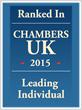 Chambers 2015 Leading Lawyer