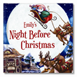 "Now families can personalize their holiday tradition with ISeeMe.com's new beautifully illustrated book, ""My Night Before Christmas."""