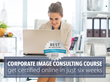 Become a certified corporate image consultant at the Studio for Image Professionals