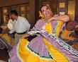 festive dancers at Narconon event