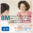 CDC Reports: Millions of US women are not getting screened for cervical cancer