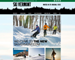 Ski Vermont Unveils New Website with Eternity Web and Methodikal Inc.