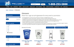 Chicago area web design firm launches new promotional products catalog website