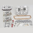 Summit Racing Intake Manifold, Carburetor, and Air Cleaner Pro Pack for Big Block Chrysler V8