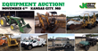 Public Auto and Equipment Auction, Kansas City, MO, November 6, 2014