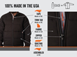 Three Days Left To Support The 50 Jacket, Made Only From Recycled Water Bottles