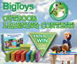 BigToys and InvestiGator Club® Partner to Help Bring Learning Outdoors!
