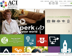 ACI Specialty Benefits Aims to 'PERK UP' the Benefits Industry with New Campaign and Website