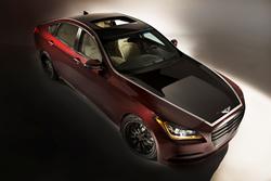 Webasto's Adrenalin Series, Adrenalin Series, Hyundai Genesis Adrenalin Series