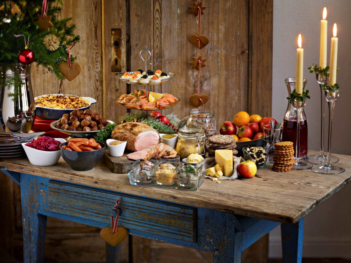 Celebrate The Holidays With Ikea Swedish Julbord Buffet