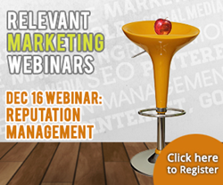 mRELEVANCE reputation management webinar