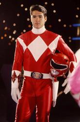 Original Red Power Ranger, Mighty Morphin Power Rangers