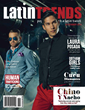 Grammy® Winners Chino y Nacho on the Cover of LatinTRENDS...