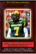 Lynden Trail - 2013 CFPA FCS National Defensive Performer of the Year