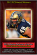 Caleb Schreibeis - 2012 CFPA FCS National Defensive Performer of the Year