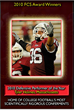Tyler Holmes - 2010 CFPA FCS National Defensive Performer of the Year