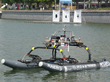 Team Minion vessel, from Embry-Riddle Aeronautical University