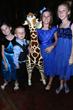 The Martin Children - Brooke, Eli, Zoe, and Sydney Martin - Photo by Bob Delgadillo