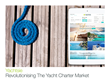 Travel Tech Start-Up Yachtsie Sets Sail To Revolutionise Yacht Charter Market